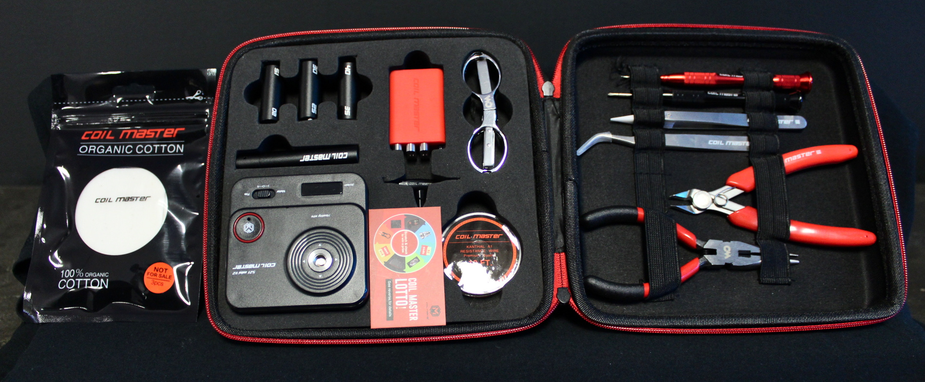 CoilMaster DIY Kit
